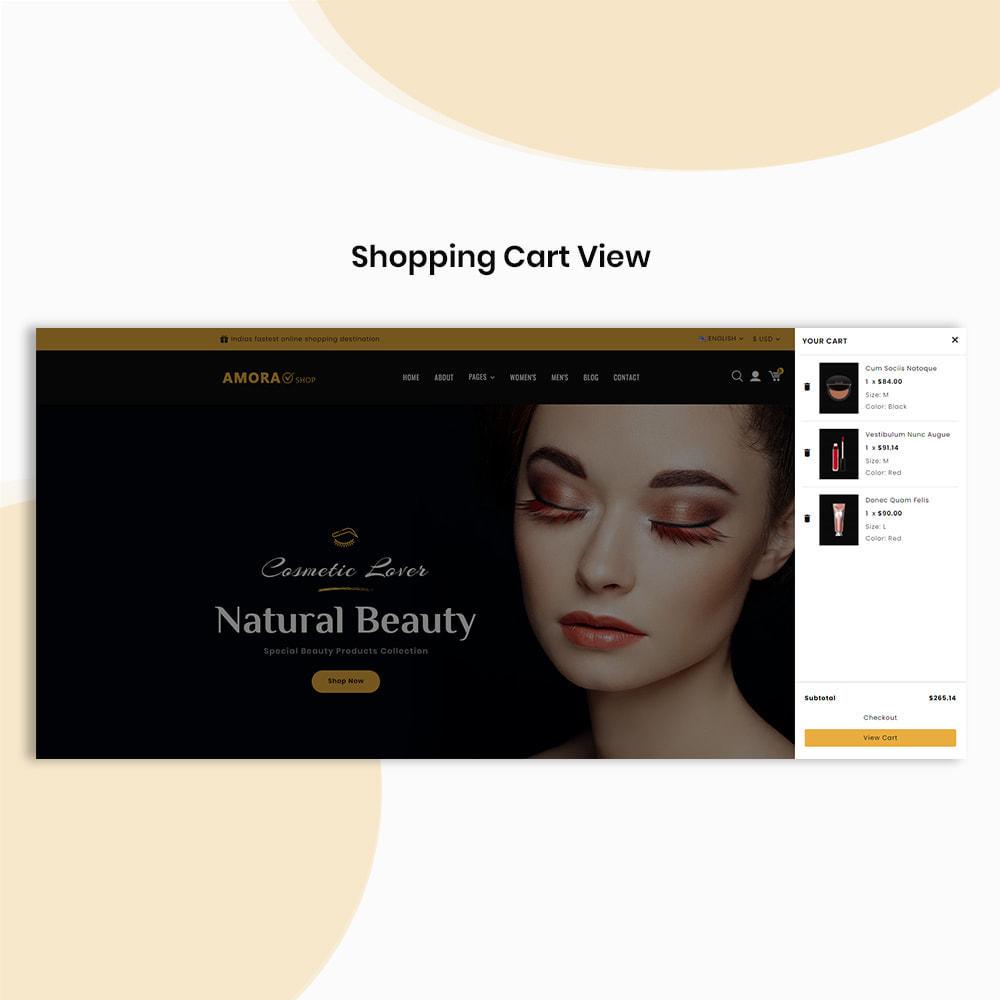 theme - Gesundheit & Schönheit - Amora Beauty Store - 6