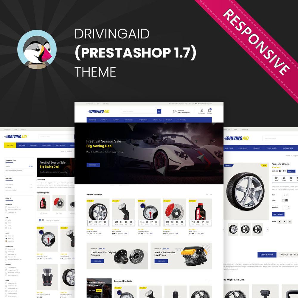theme - Samochody - Drivingaid - The Mega Motor Store - 1
