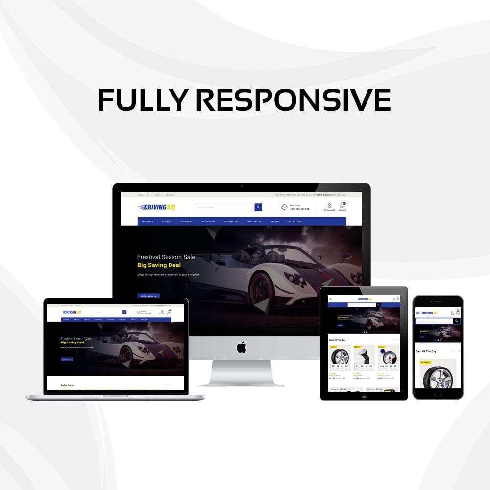 theme - Samochody - Drivingaid - The Mega Motor Store - 2