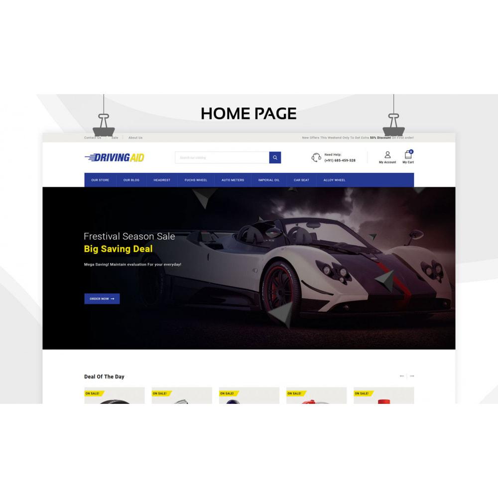theme - Samochody - Drivingaid - The Mega Motor Store - 3