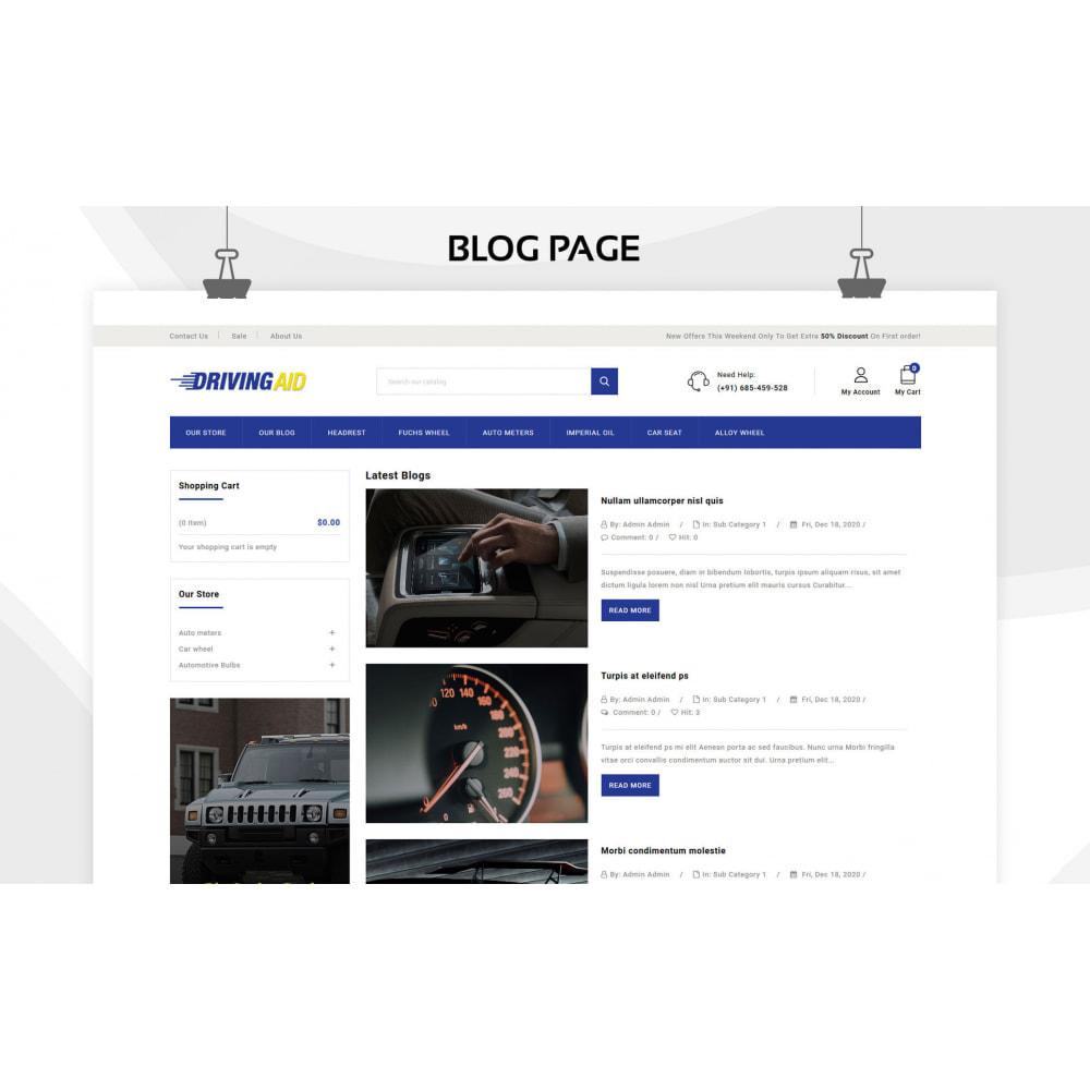 theme - Samochody - Drivingaid - The Mega Motor Store - 7
