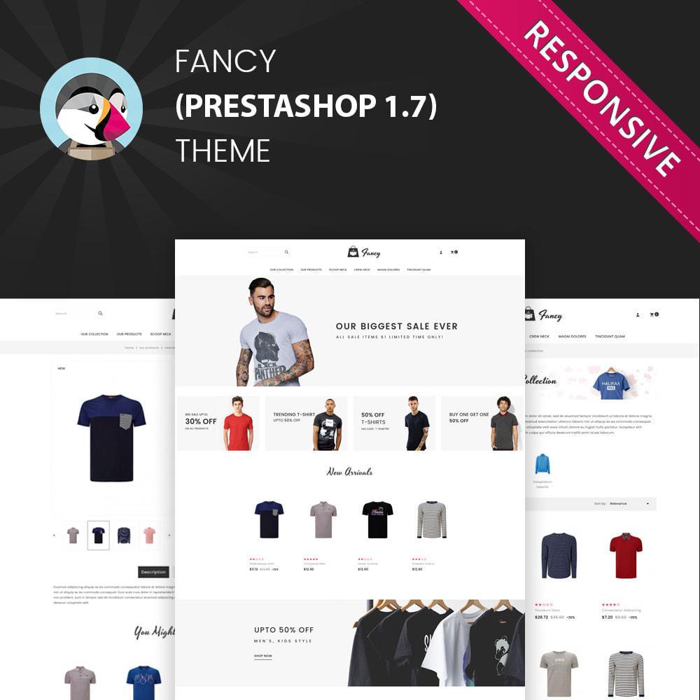 theme - Moda & Calzature - Fancy - Il mega negozio di moda - 1
