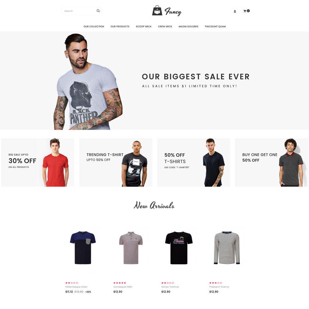 theme - Мода и обувь - Fancy - The Mega Fashion Store - 3