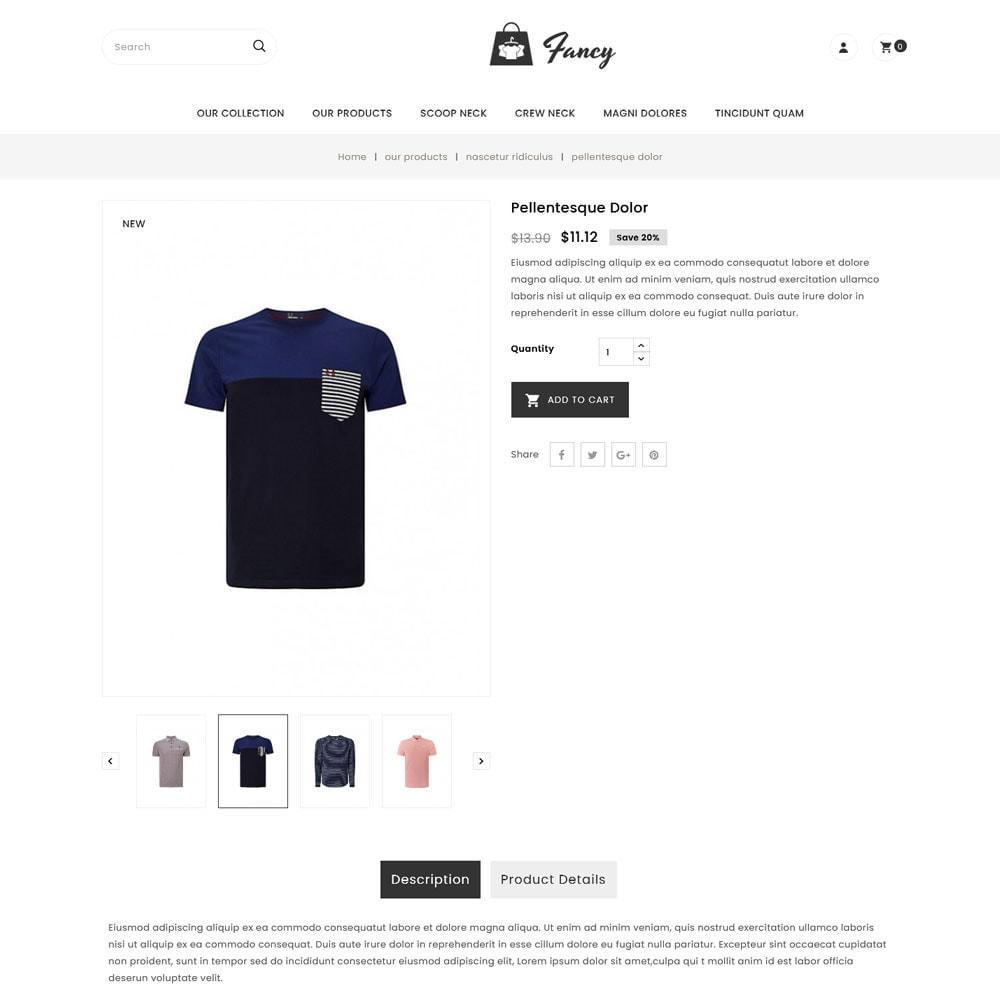 theme - Moda & Calzature - Fancy - Il mega negozio di moda - 7