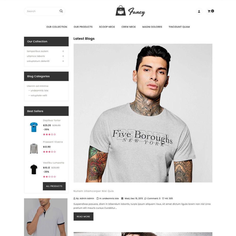 theme - Moda & Calzature - Fancy - Il mega negozio di moda - 8