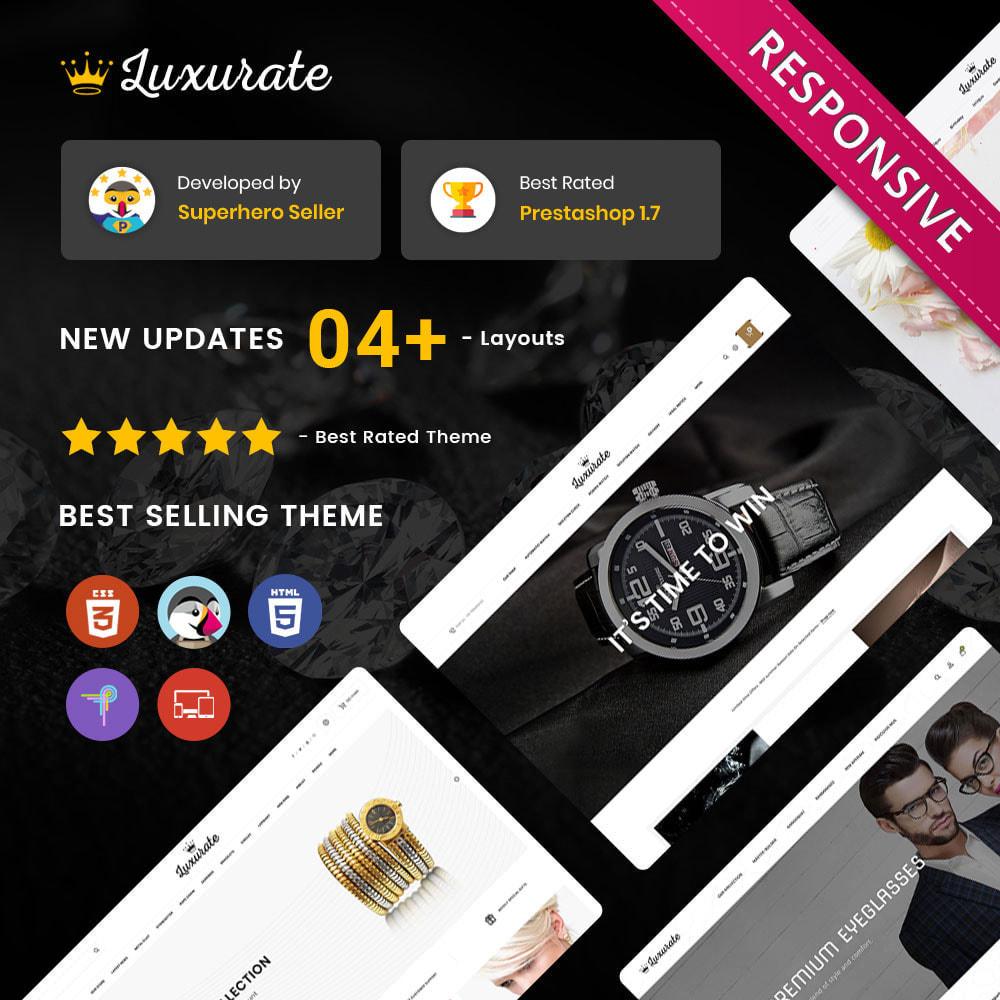 theme - Biżuteria & Akcesoria - Luxurate - The Jewelry Store - 1
