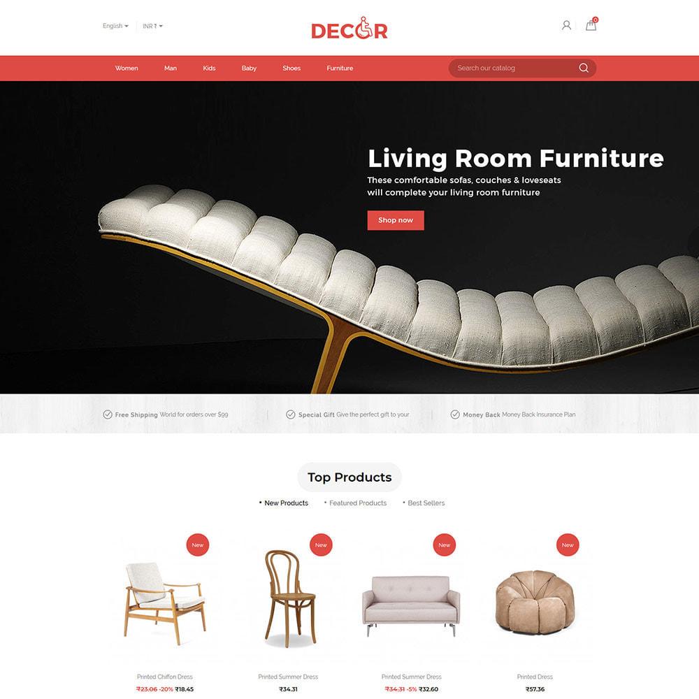 theme - Dom & Ogród - Decor Furniture - Home Garden Store - 2