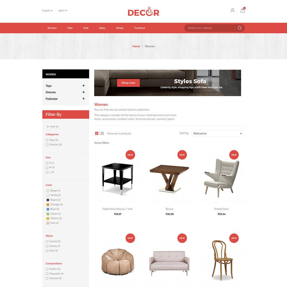 theme - Dom & Ogród - Decor Furniture - Home Garden Store - 3