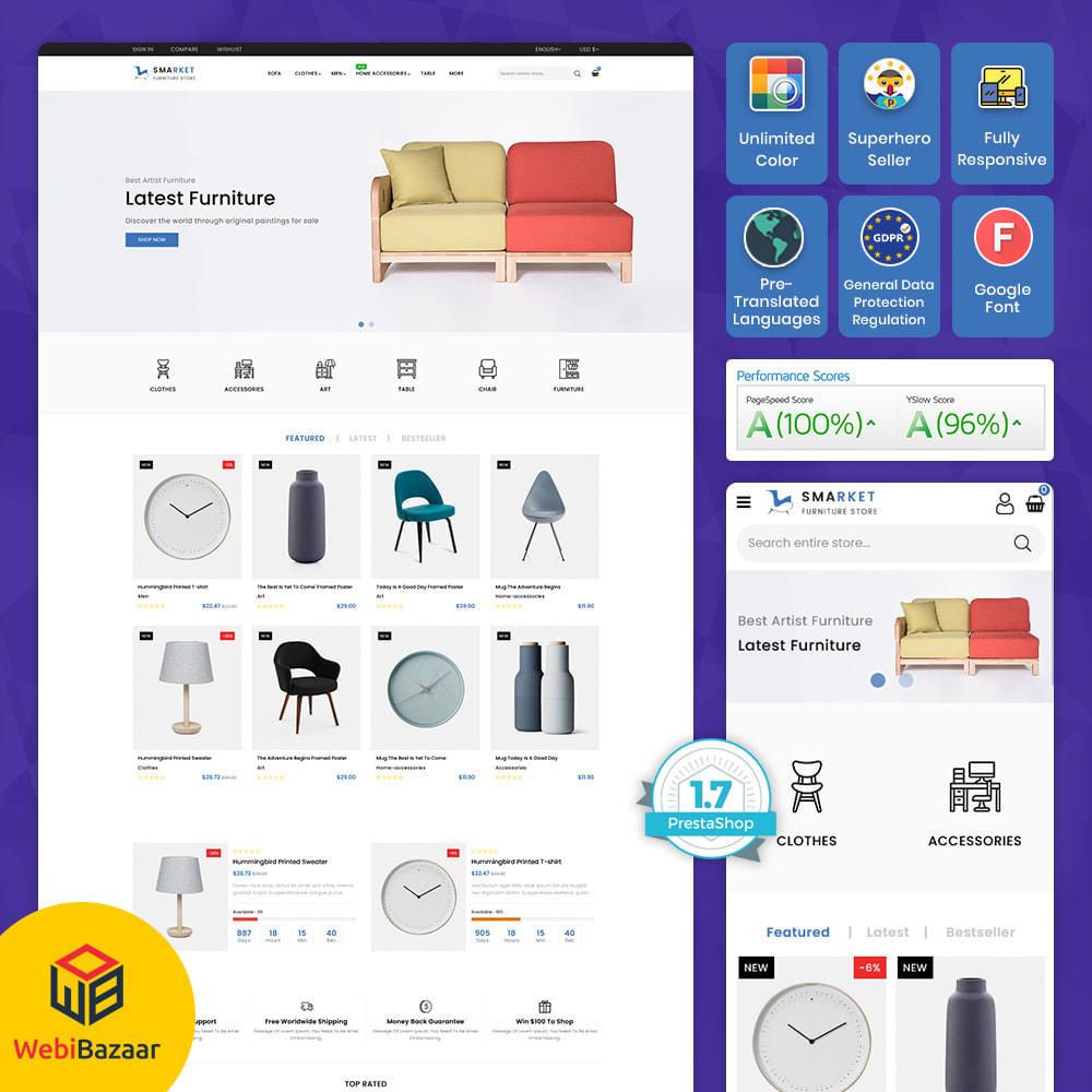 theme - Heim & Garten - SMarket - Multipurpose Furniture Store - 1