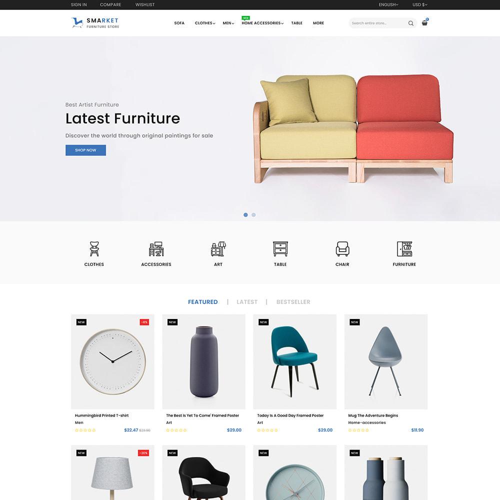 theme - Heim & Garten - SMarket - Multipurpose Furniture Store - 2
