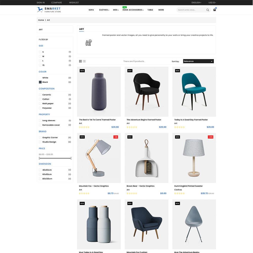 theme - Heim & Garten - SMarket - Multipurpose Furniture Store - 4