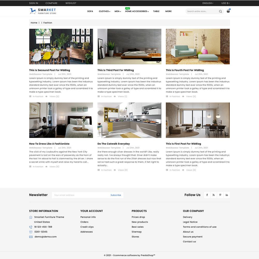 theme - Heim & Garten - SMarket - Multipurpose Furniture Store - 6