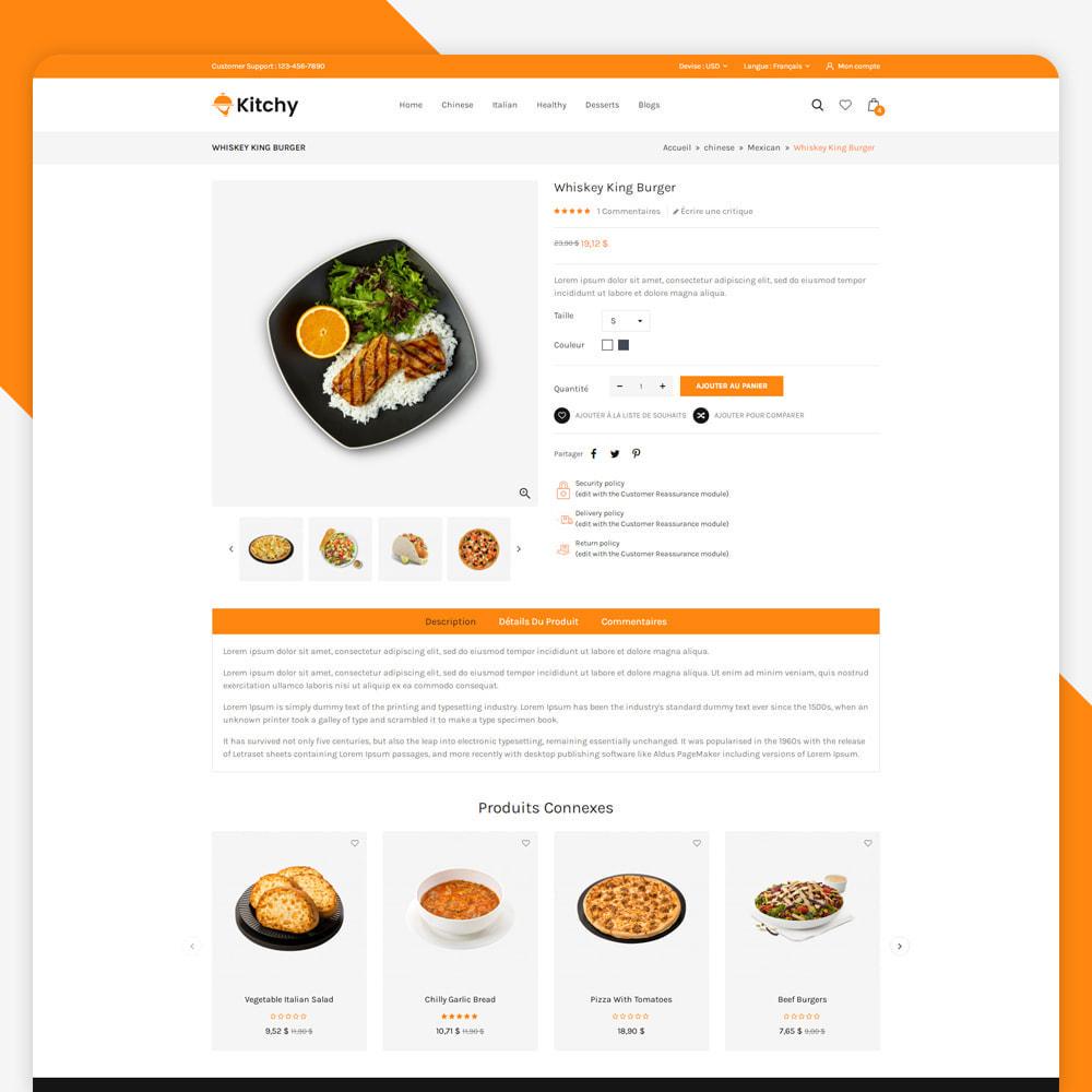 theme - Alimentation & Restauration - Magasin d'alimentation Kitchy - 4