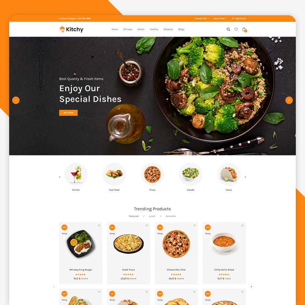 theme - Żywność & Restauracje - Kiczowy sklep spożywczy - 2