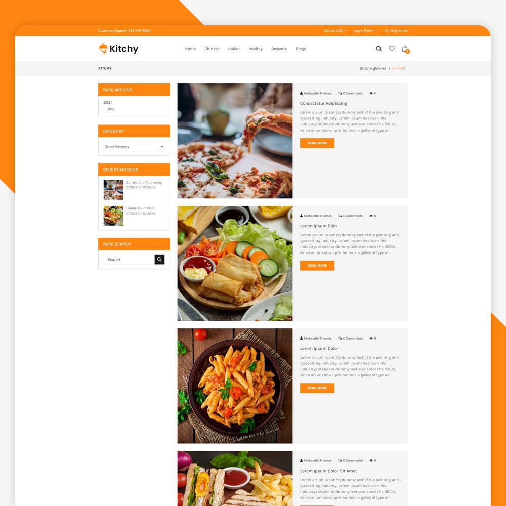 theme - Żywność & Restauracje - Kiczowy sklep spożywczy - 5