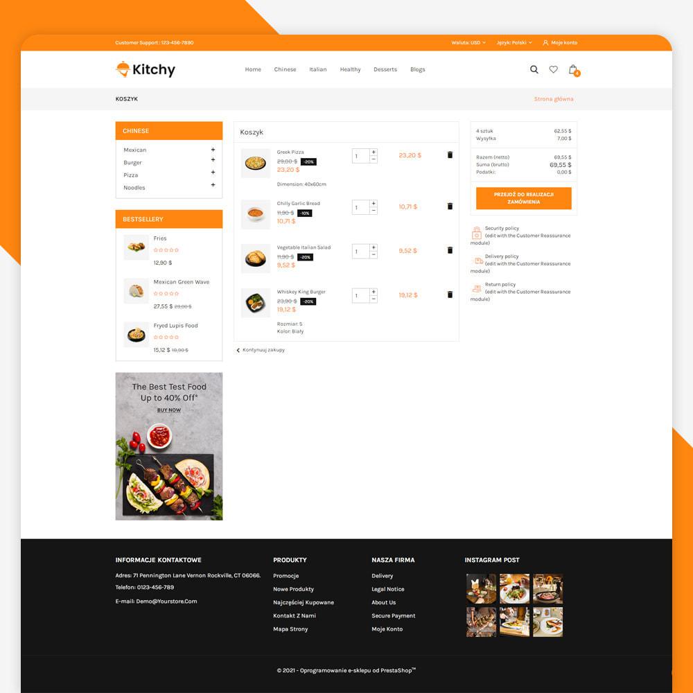 theme - Żywność & Restauracje - Kiczowy sklep spożywczy - 6