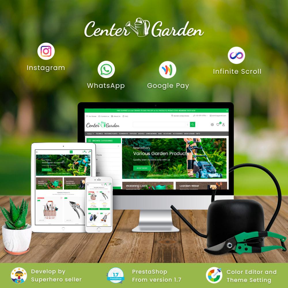 theme - Maison & Jardin - Home & Garden - Furniture & Interior, Decor, Kitchen - 1
