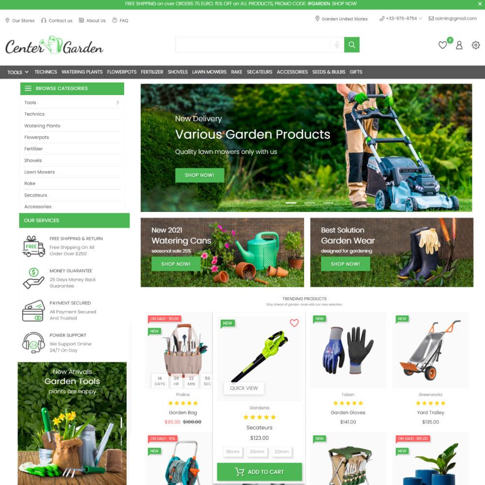 theme - Maison & Jardin - Home & Garden - Furniture & Interior, Decor, Kitchen - 2