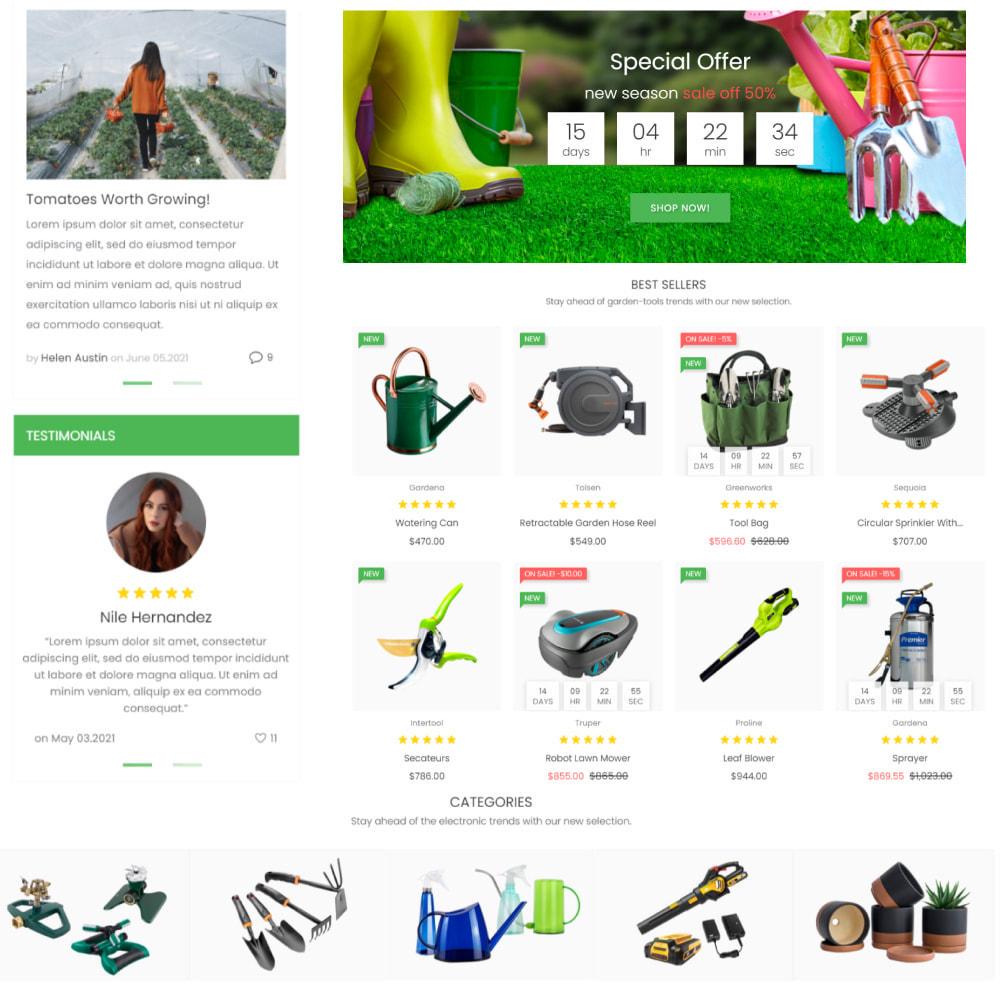 theme - Maison & Jardin - Home & Garden - Furniture & Interior, Decor, Kitchen - 3