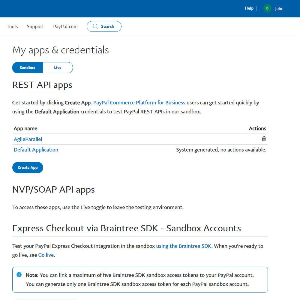 module - Criação de Marketplace - Agile Paypal Parallel Payment - 2