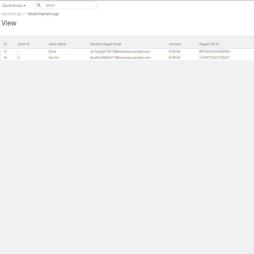 module - Criação de Marketplace - Agile Paypal Parallel Payment - 8