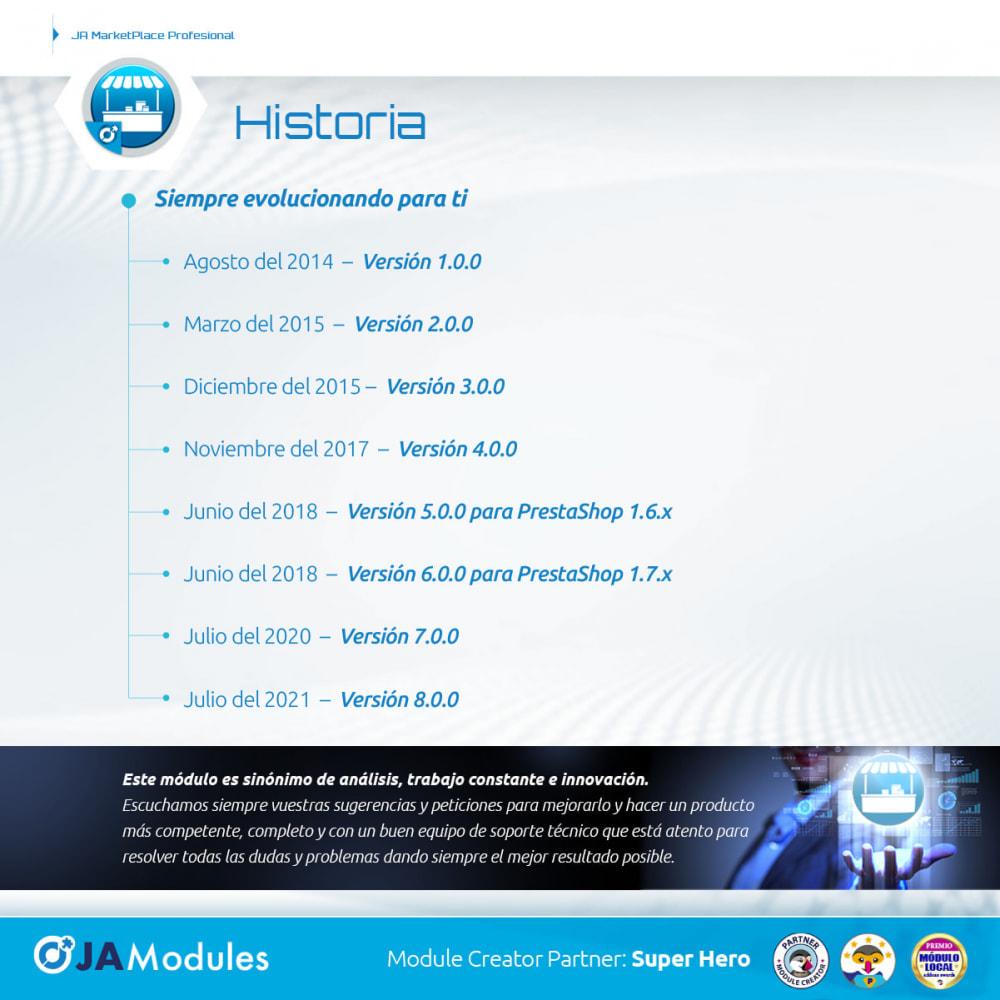 module - Creación de Marketplace - JA Marketplace PROFESIONAL - 2