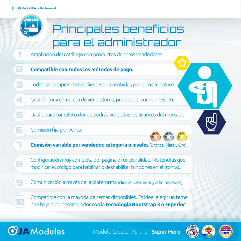 module - Creación de Marketplace - JA Marketplace PROFESIONAL - 4