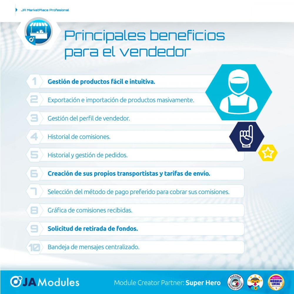 module - Creación de Marketplace - JA Marketplace PROFESIONAL - 5