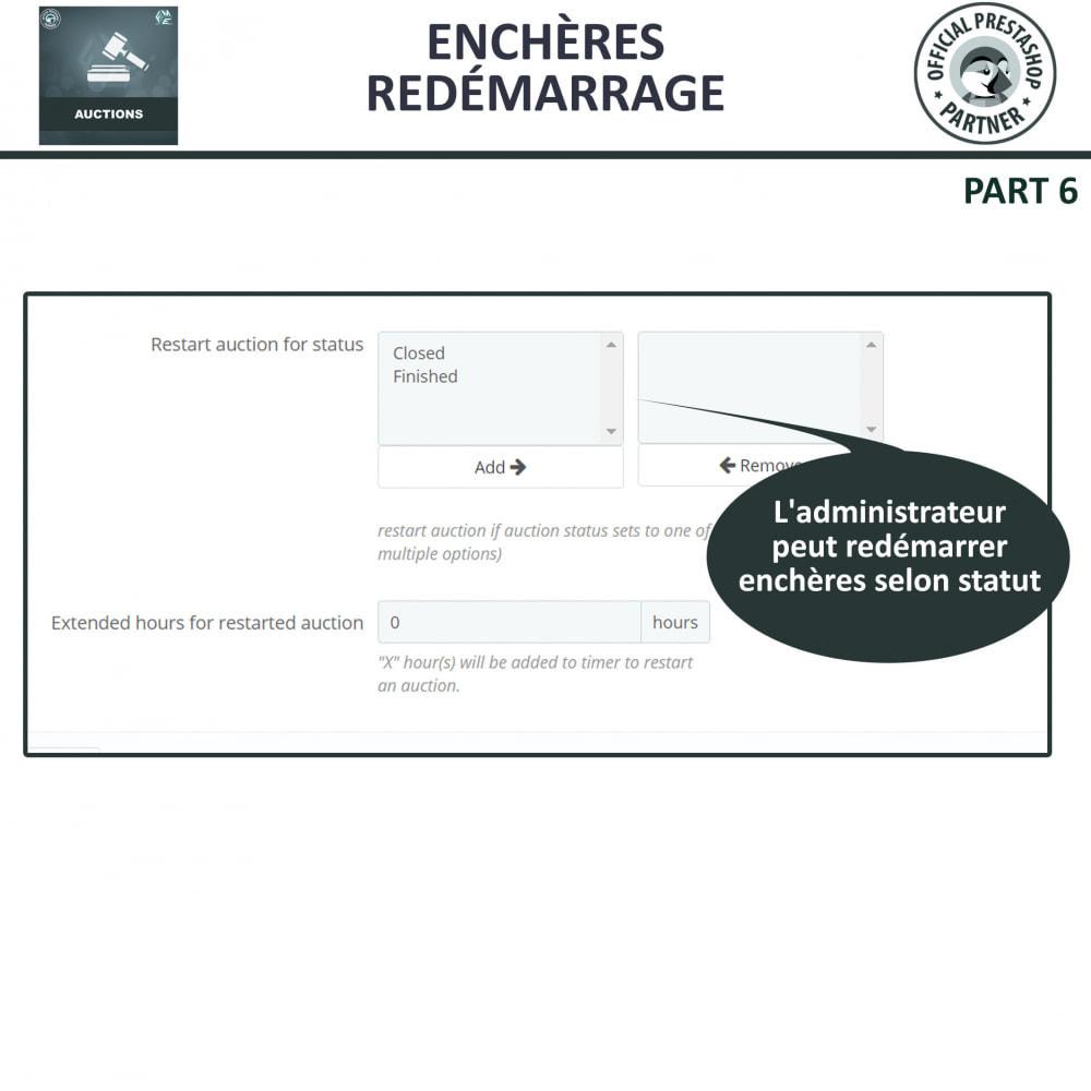 module - Site d'enchères - Enchères Pro - Système d'enchères en ligne - 14