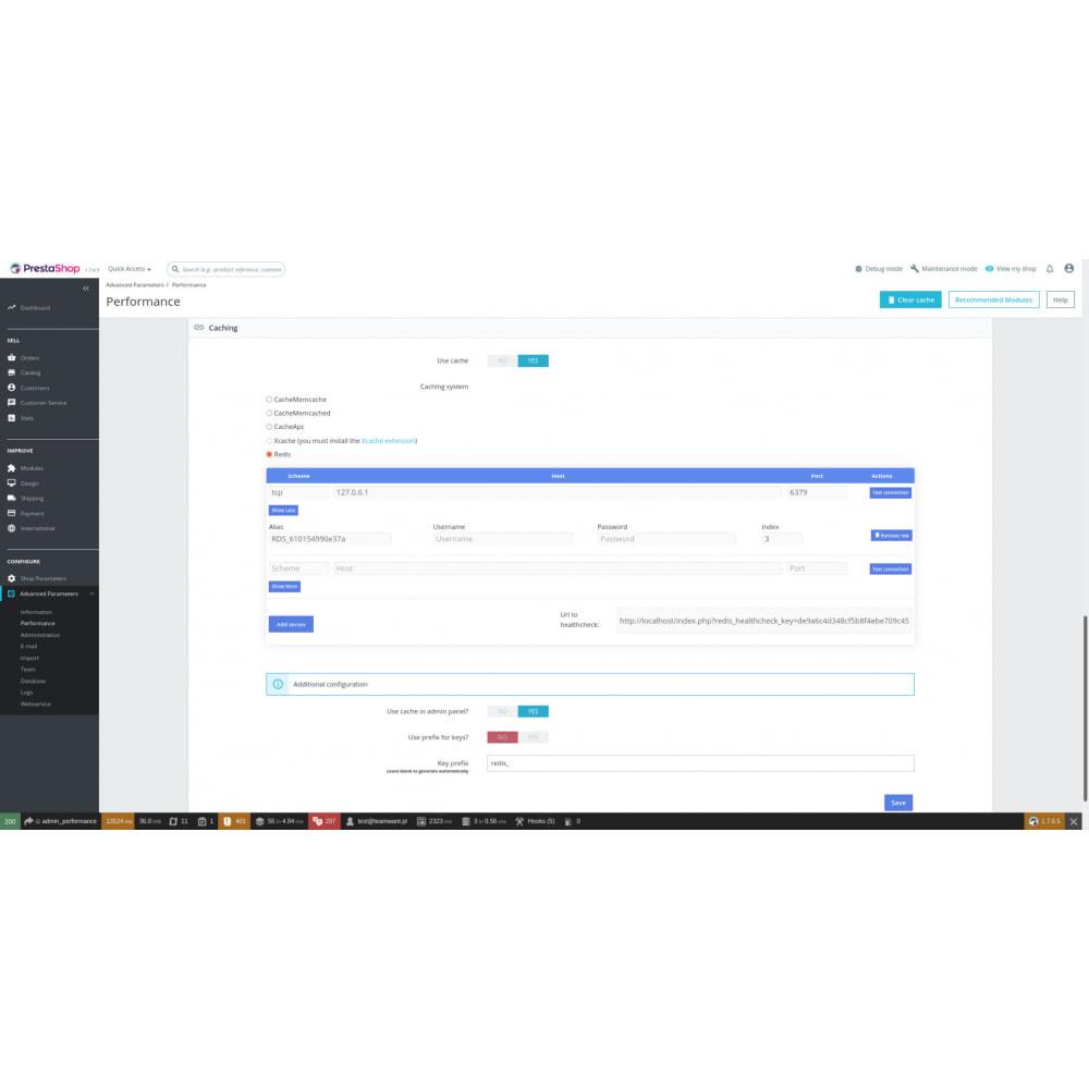 module - Повышения эффективности сайта - Redis Cache - 2