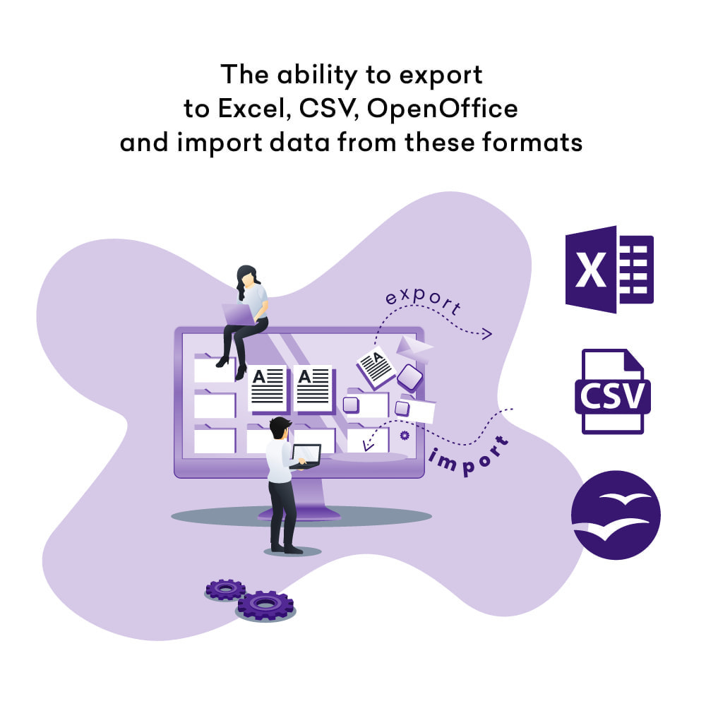 module - Импорт и Экспорт данных - Advanced Export Products Orders Cron CSV Excel - 5