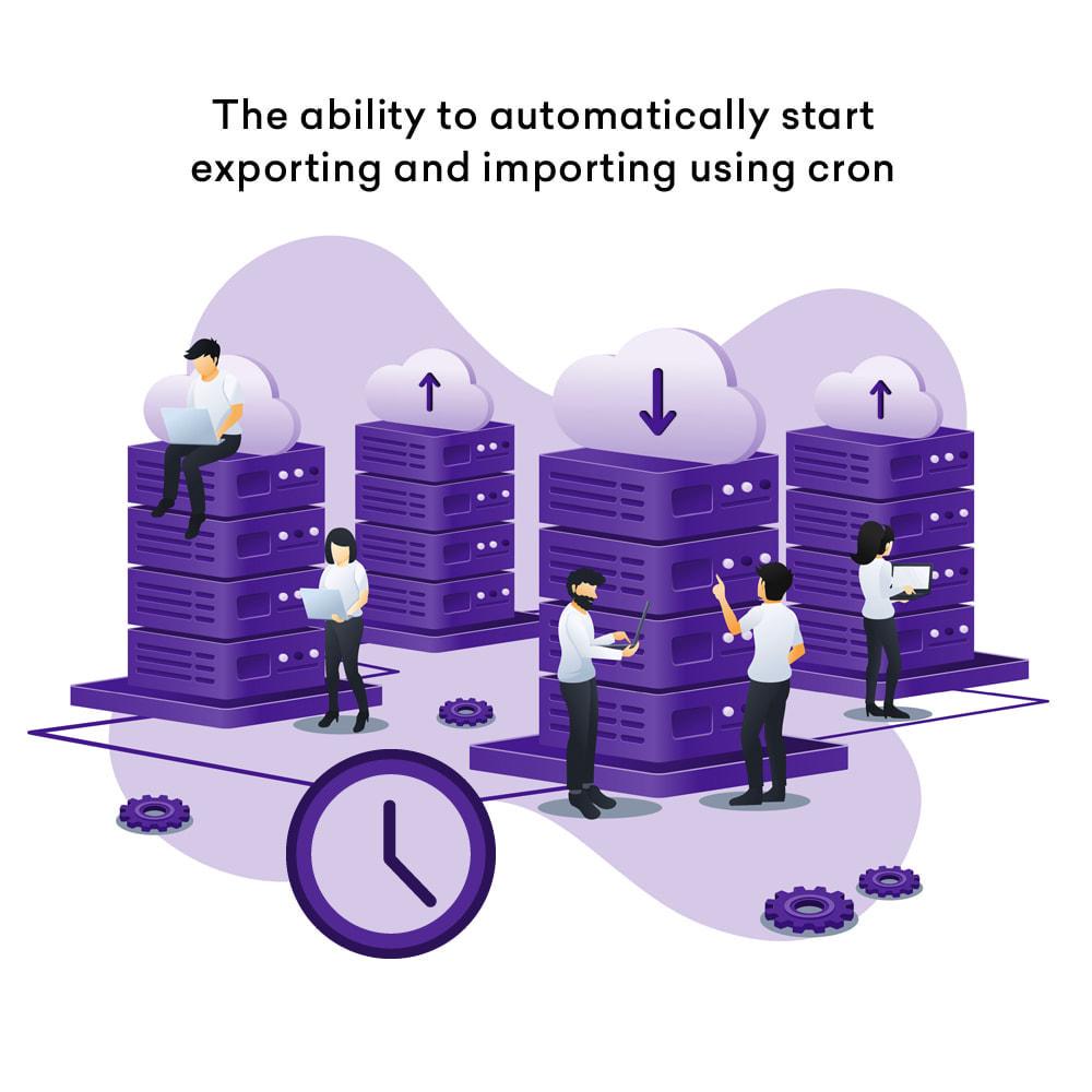 module - Импорт и Экспорт данных - Advanced Export Products Orders Cron CSV Excel - 7