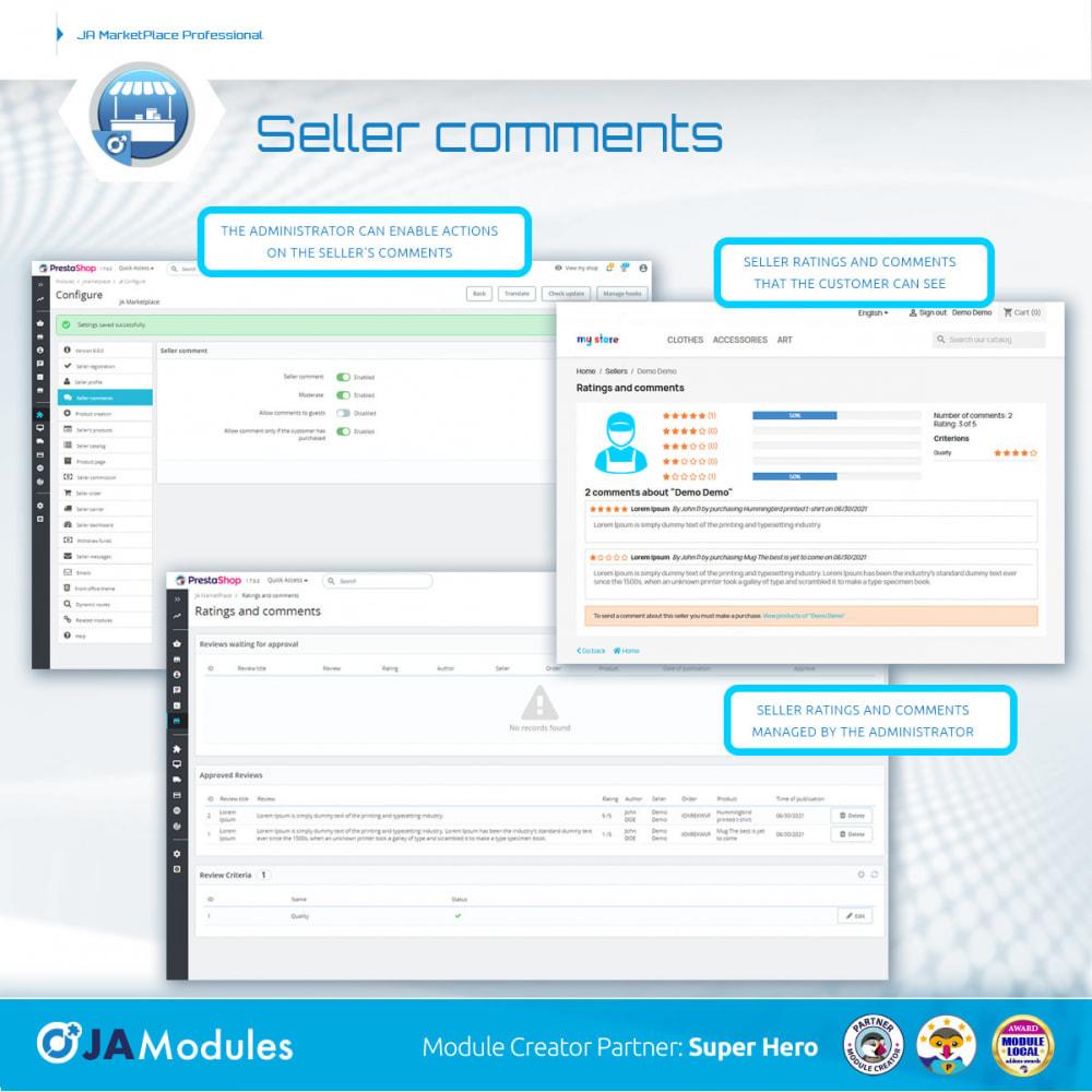 module - Stworzenia platformy handlowej - JA Marketplace - 9