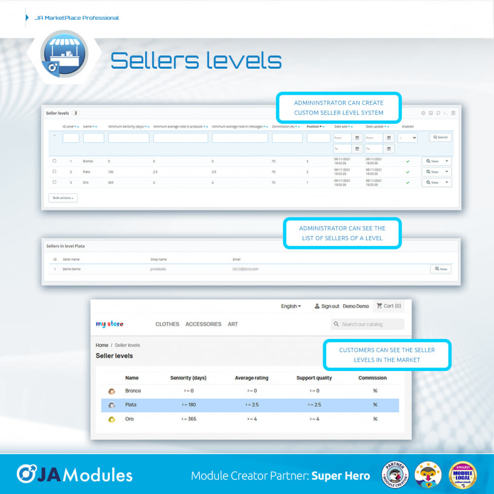 module - Stworzenia platformy handlowej - JA Marketplace - 22