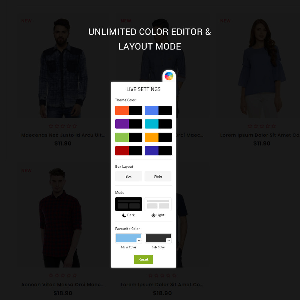 theme - Moda y Calzado - Splenor - Multipurpose Fashion Store - 8