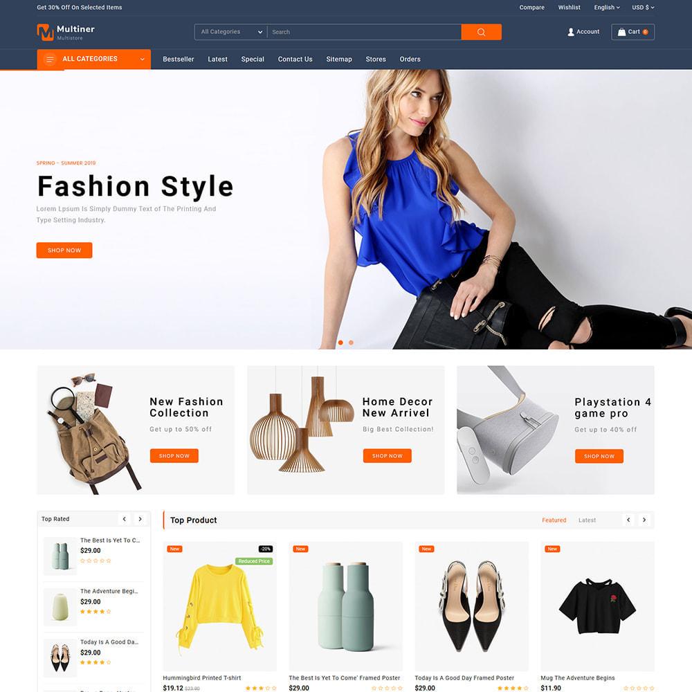 theme - Elektronica & High Tech - Multiner - Super Market Multipurpose Store - 2