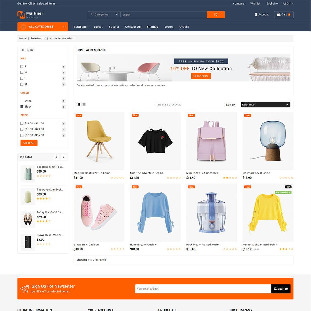 theme - Elektronica & High Tech - Multiner - Super Market Multipurpose Store - 7