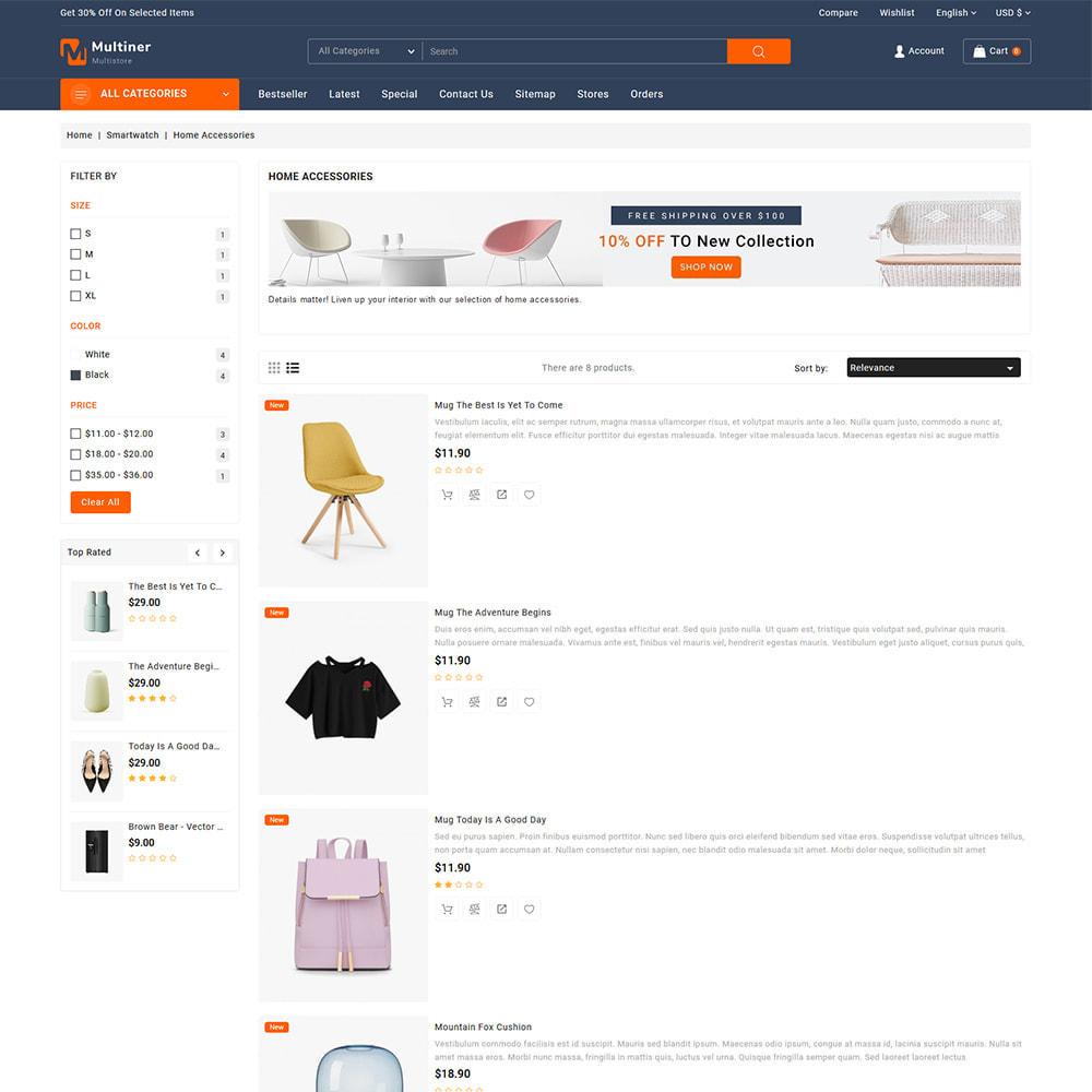 theme - Elektronica & High Tech - Multiner - Super Market Multipurpose Store - 8