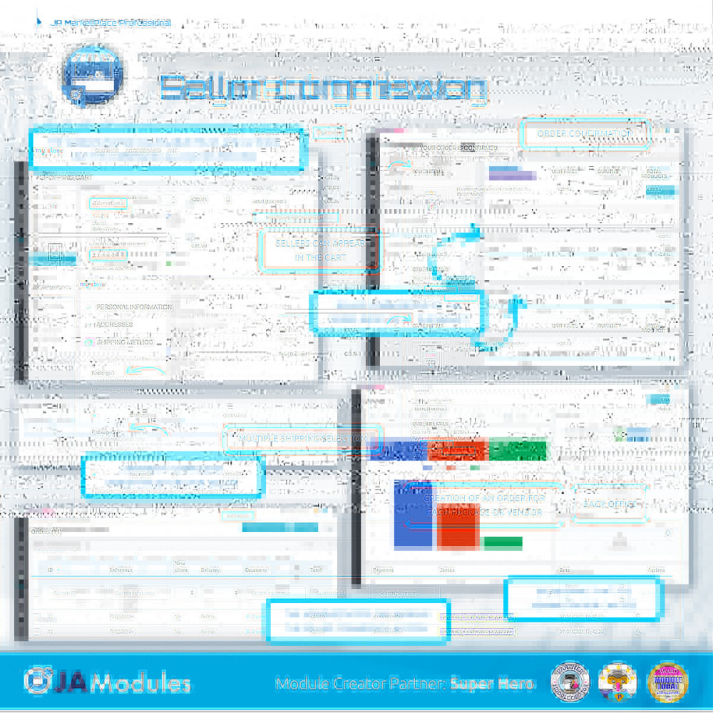 module - Création de Marketplace - JA Marketplace - 15