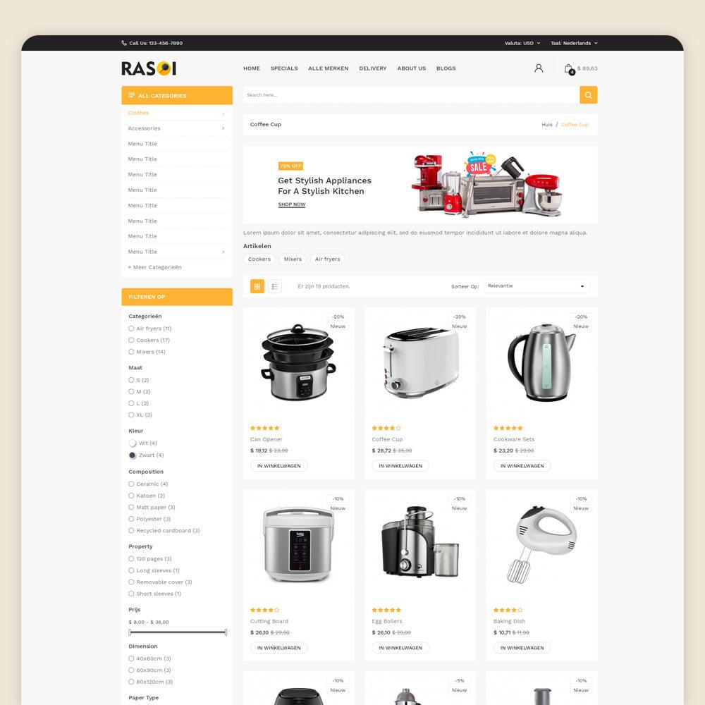 theme - Huis & Buitenleven - Rasoi - Keuken & Huishoudelijke Apparaten - 3