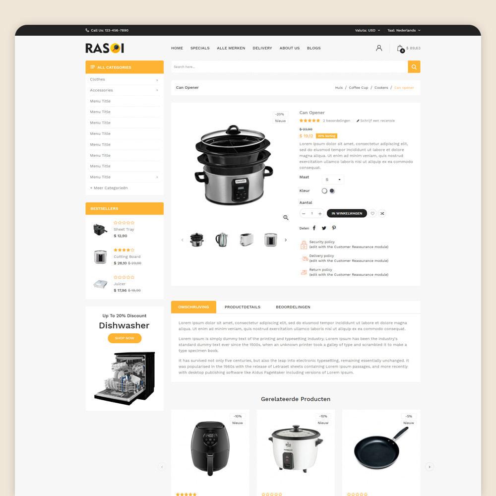 theme - Huis & Buitenleven - Rasoi - Keuken & Huishoudelijke Apparaten - 4