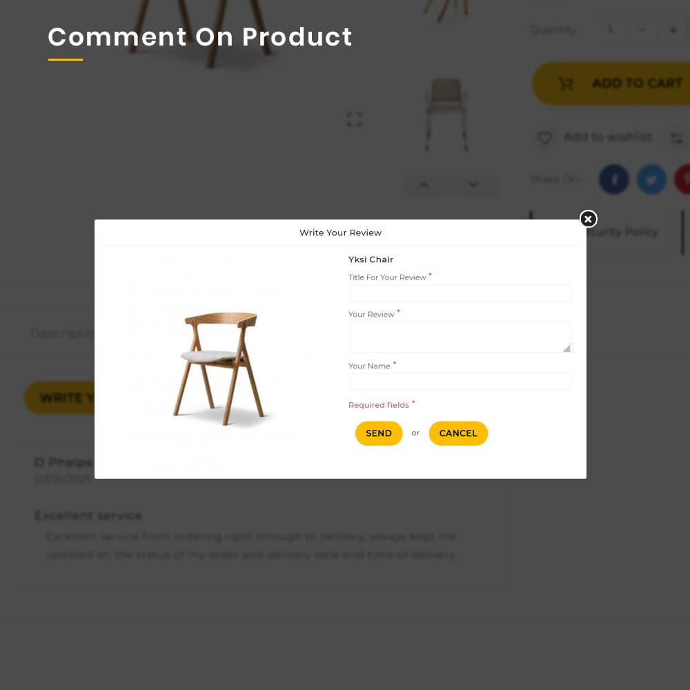 theme - Hogar y Jardín - Furnisure Mega Furniture–Decor Multipurpose Super Store - 11