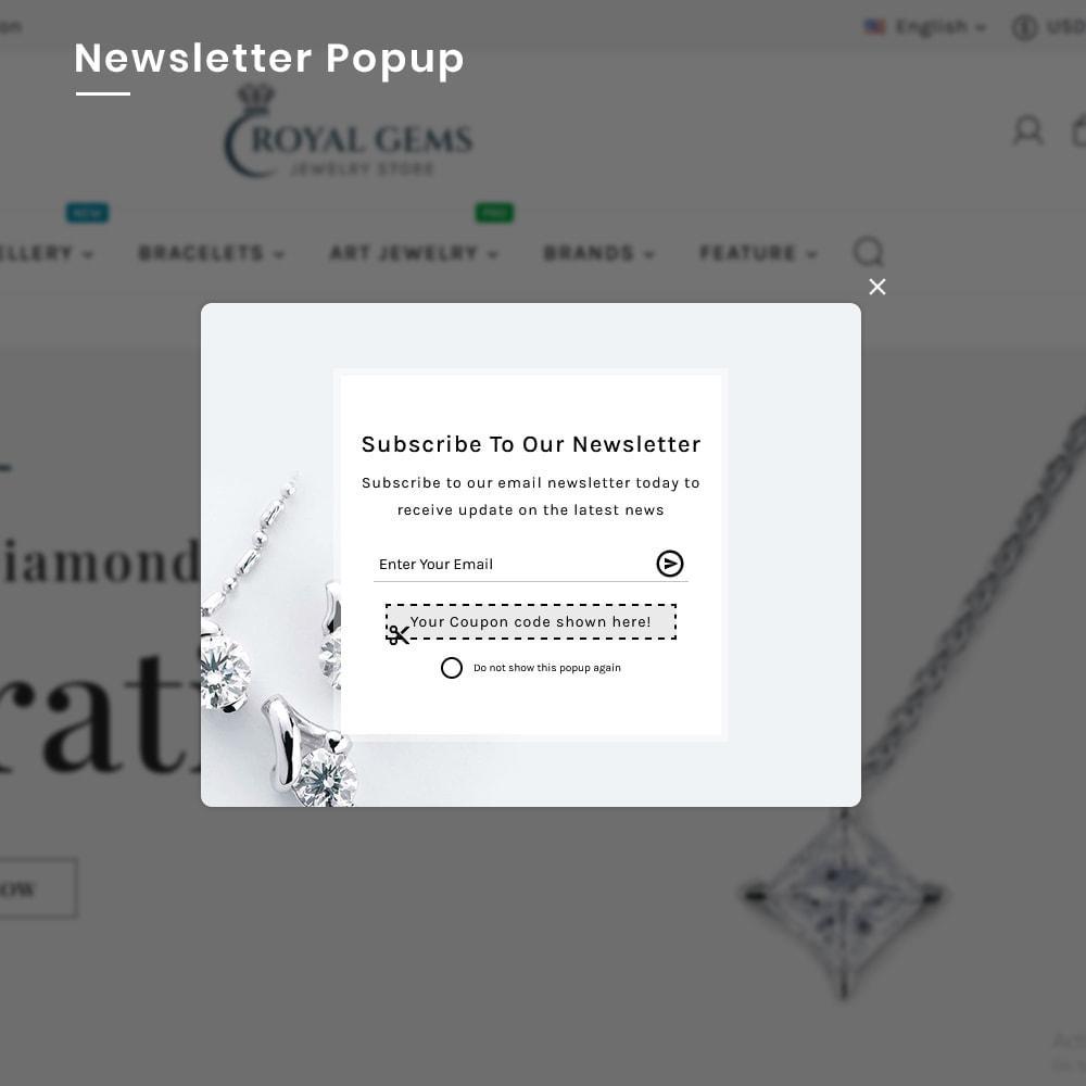 theme - Bellezza & Gioielli - Royal Gems Mega Jewellery–Jewelry Super Store - 9