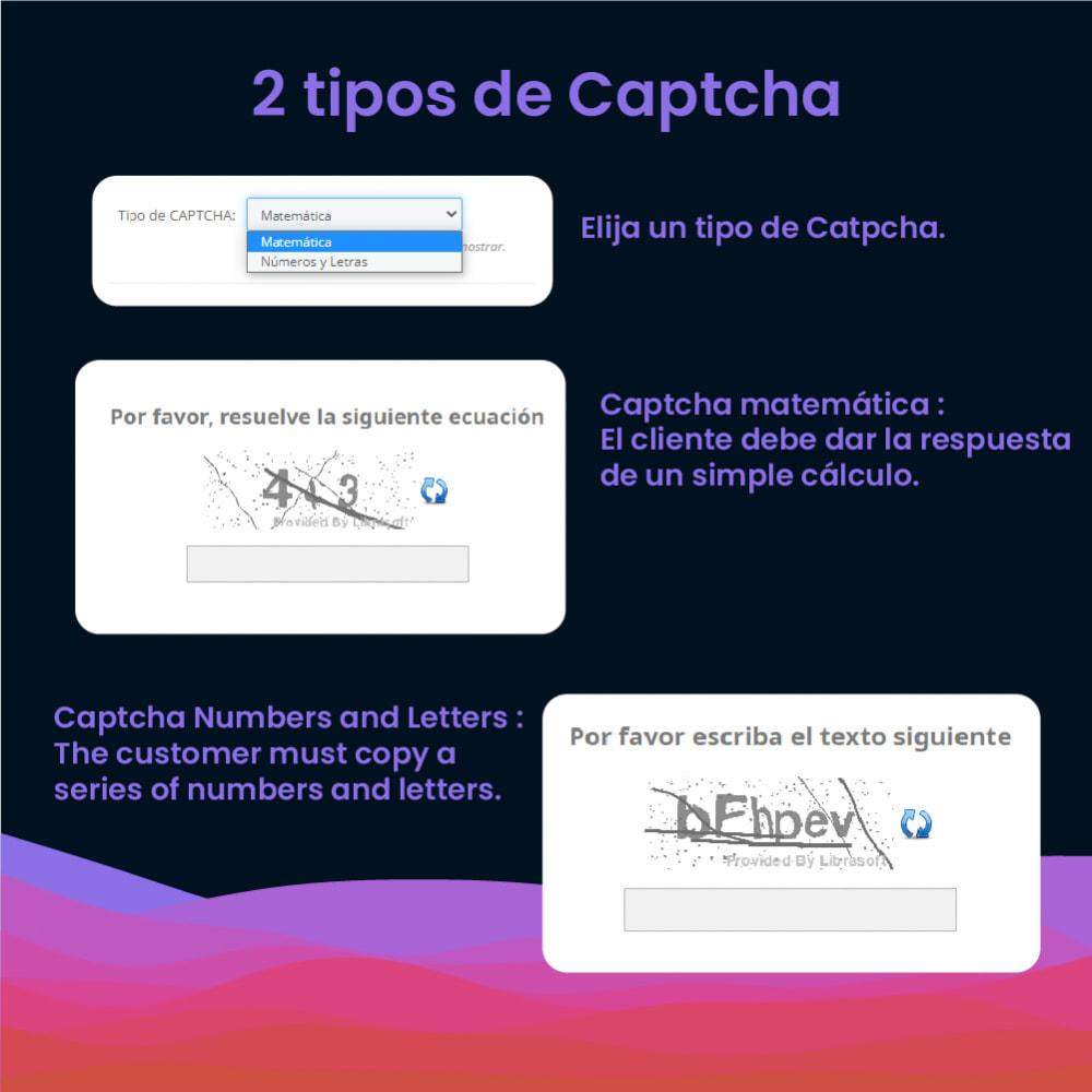 module - Seguridad y Accesos - Captcha add - 6