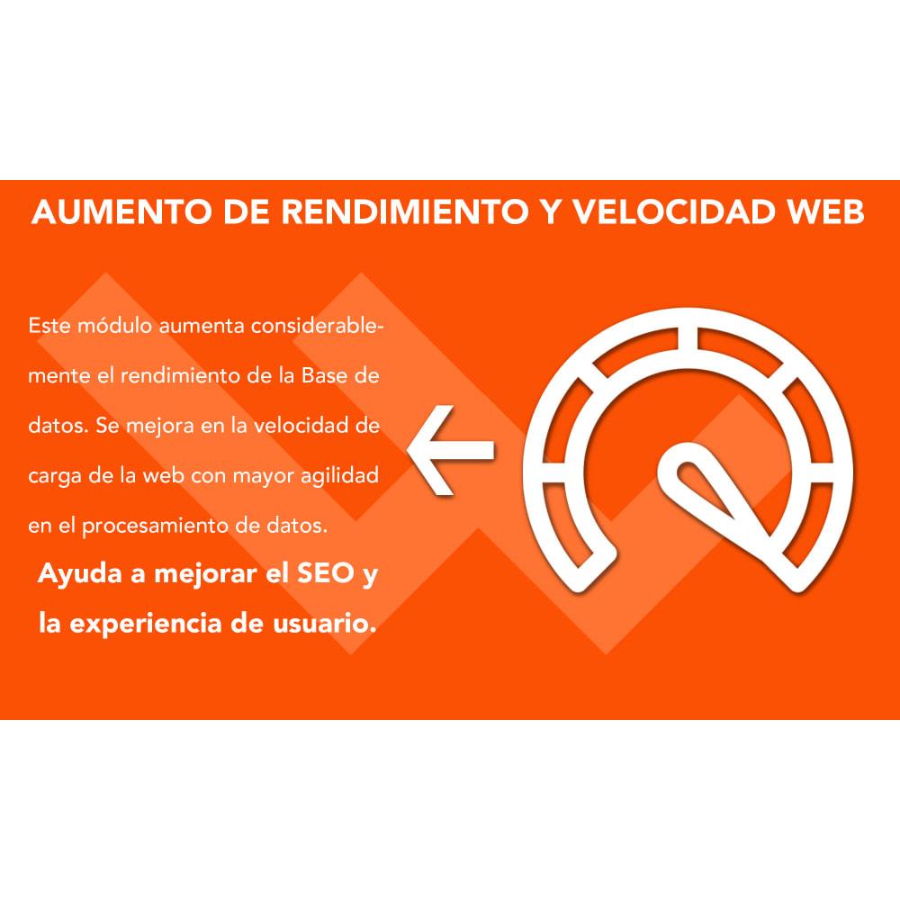 module - Rendimiento del sitio web - Ultimate Database Optimizer - Optimizador base de datos - 2