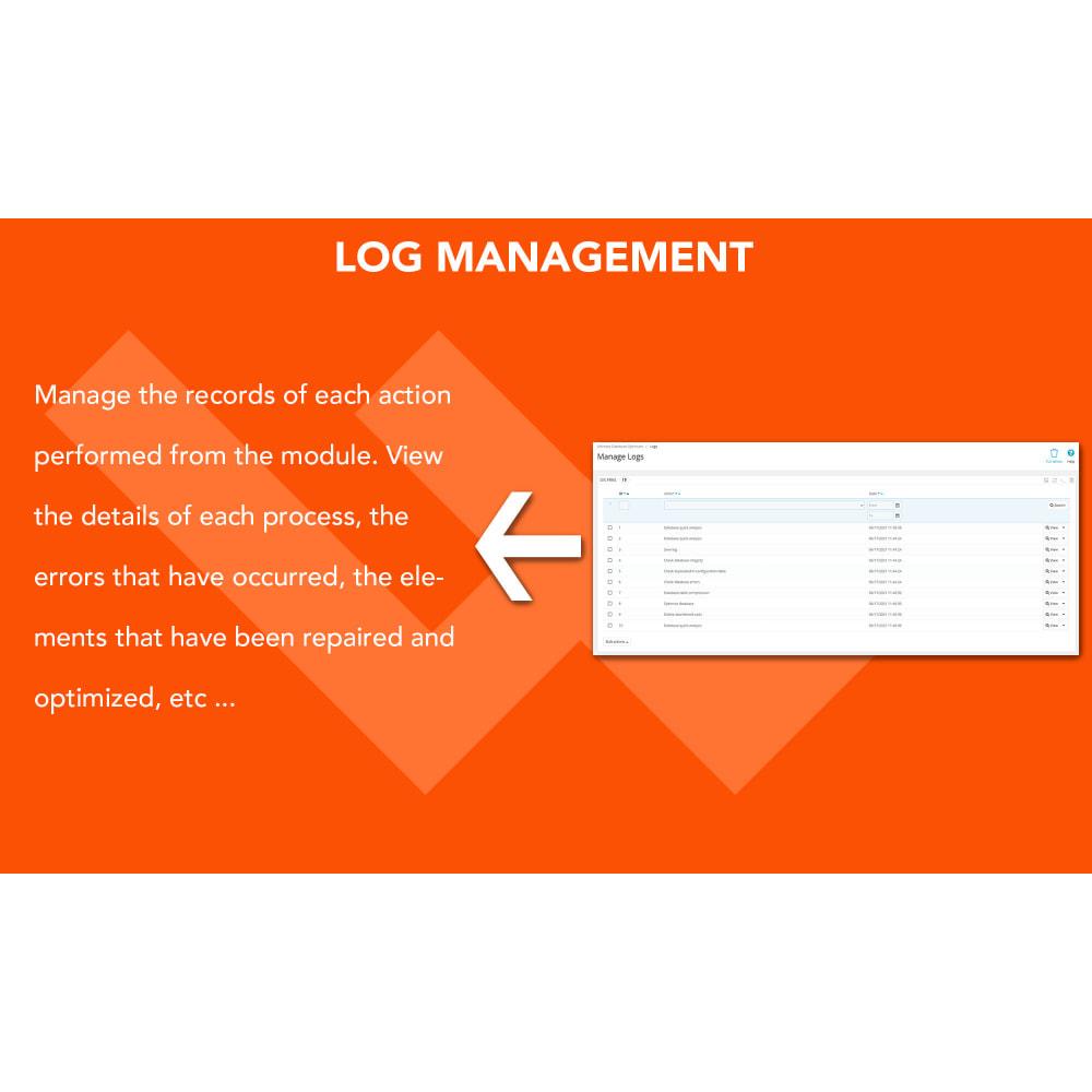 module - Повышения эффективности сайта - Ultimate Database Optimizer - Optimizes and repairs - 5