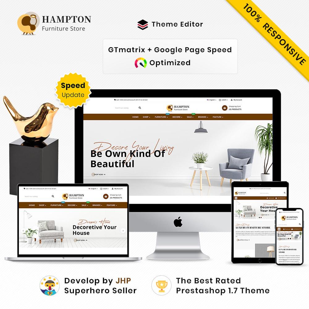 theme - Heim & Garten - HAMPTON Mega Furniture–Craft Interior–Home-Decor Store - 1