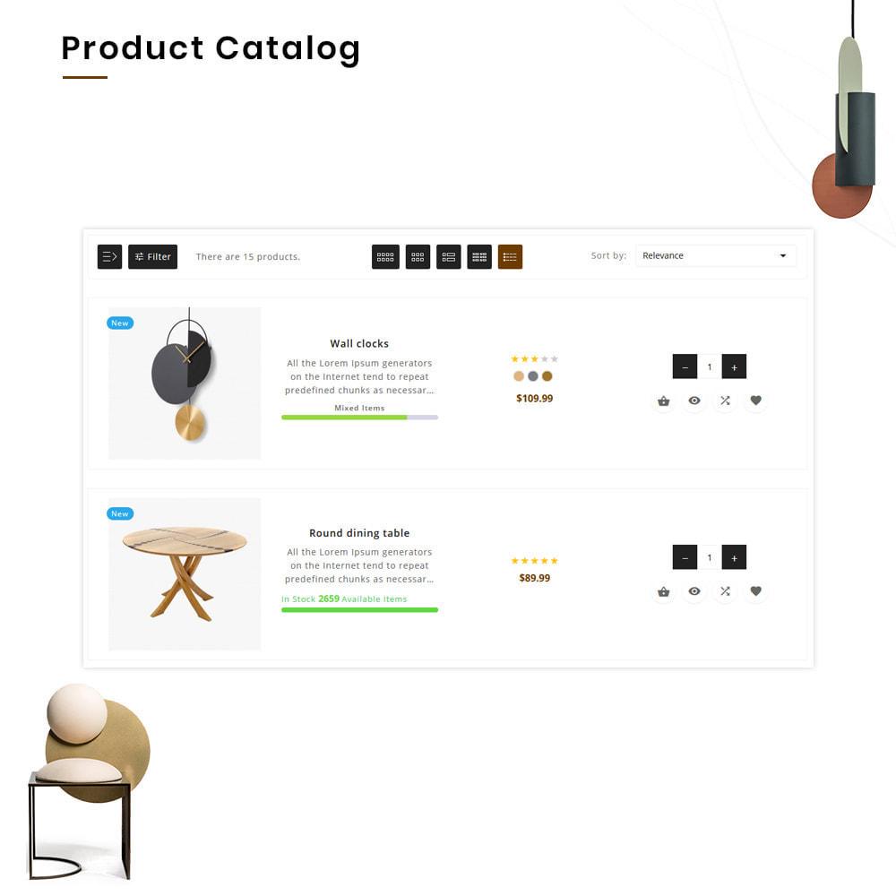 theme - Heim & Garten - HAMPTON Mega Furniture–Craft Interior–Home-Decor Store - 6