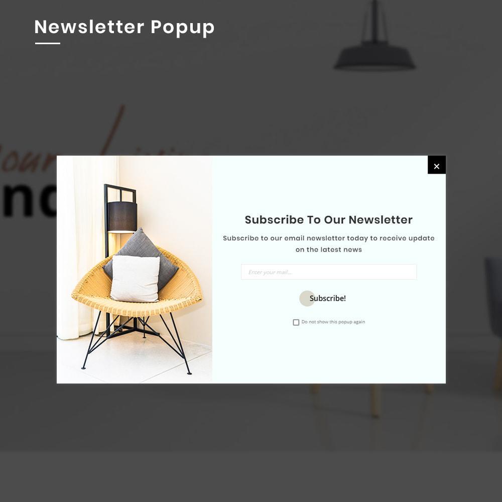 theme - Heim & Garten - HAMPTON Mega Furniture–Craft Interior–Home-Decor Store - 10