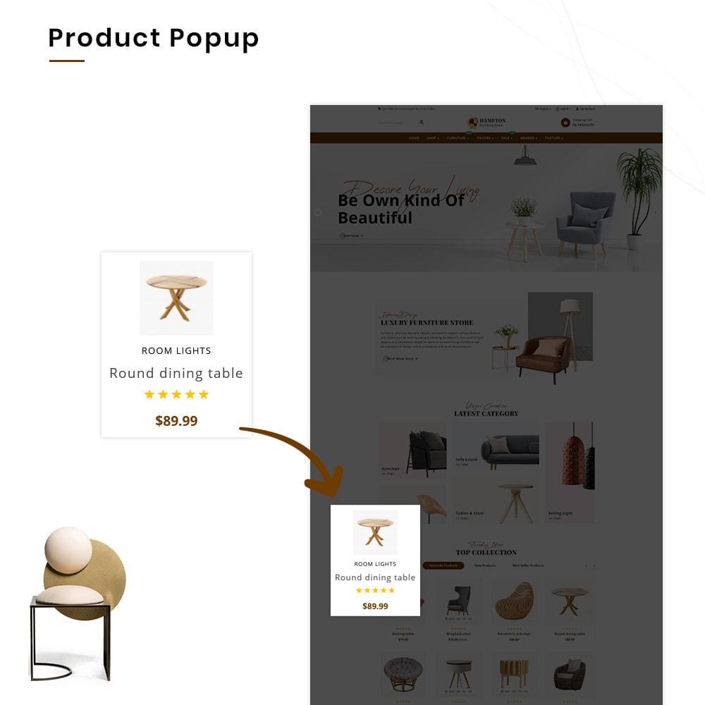 theme - Heim & Garten - HAMPTON Mega Furniture–Craft Interior–Home-Decor Store - 11